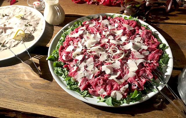 Partyservice Metzgerei Struller, Fleisch