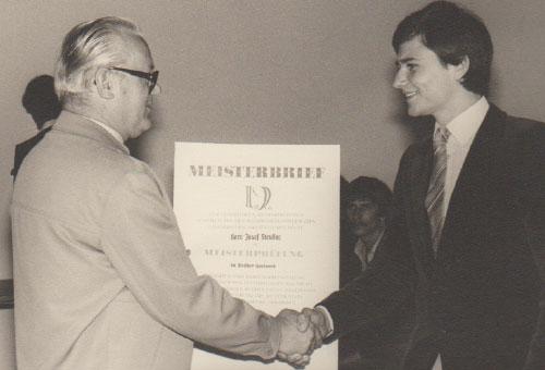 Metzgerei Struller, 1981